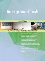 Background Task Third Edition