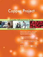 Copper Project Complete Self-Assessment Guide