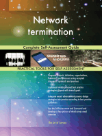 Network termination Complete Self-Assessment Guide