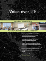 Voice over LTE Standard Requirements
