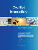 Qualified intermediary Standard Requirements