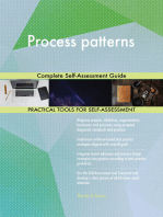 Process patterns Complete Self-Assessment Guide