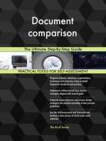Document comparison The Ultimate Step-By-Step Guide
