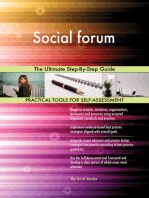 Social forum The Ultimate Step-By-Step Guide