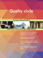 Quality circle Standard Requirements