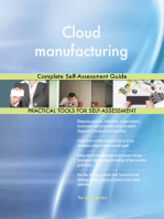 Cloud manufacturing Complete Self-Assessment Guide
