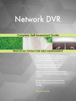 Network DVR Complete Self-Assessment Guide