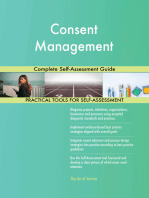 Consent Management Complete Self-Assessment Guide
