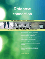 Database connection A Clear and Concise Reference