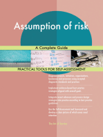 Assumption of risk A Complete Guide
