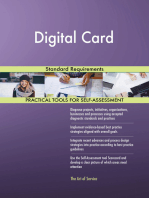 Digital Card Standard Requirements