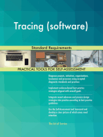 Tracing (software) Standard Requirements