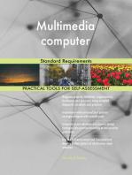 Multimedia computer Standard Requirements