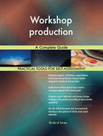 Workshop production A Complete Guide