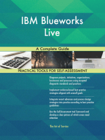 IBM Blueworks Live A Complete Guide