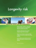 Longevity risk A Complete Guide