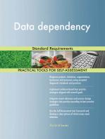 Data dependency Standard Requirements