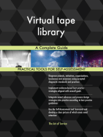 Virtual tape library A Complete Guide