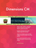 Dimensions CM Complete Self-Assessment Guide