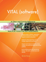 VITAL (software) A Clear and Concise Reference