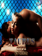 Taurus (Galactic Cage Fighter Series Book 3)
