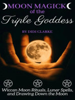 Moon Magick of the Triple Goddess