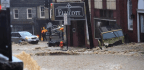 Flash Flood Tears Through Maryland Town For Second Time In Two Years