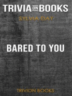 Bared to You by Sylvia Day (Trivia-On-Books)