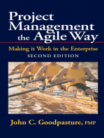 Project Management the Agile Way, Second Edition