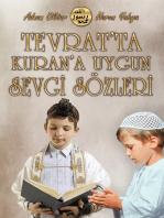 Tevrat'ta Kuran'a Uygun Sevgi Sözleri