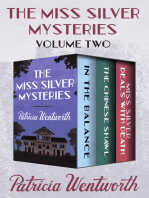 The Miss Silver Mysteries Volume Two
