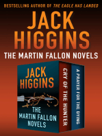 The Martin Fallon Novels