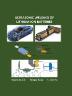 Ultrasonic Welding of Lithium-Ion Batteries