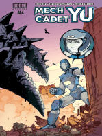 Mech Cadet Yu #4