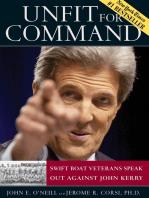 Unfit For Command