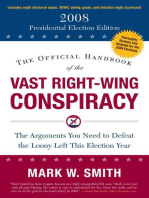 The Official Handbook of the Vast Right-Wing Conspiracy 2008