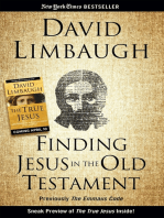 Finding Jesus in the Old Testament