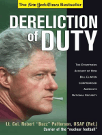 Dereliction of Duty