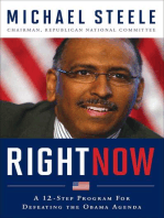 Right Now: A 12-Step Program For Defeating The Obama Agenda