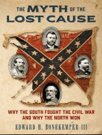 The Myth of the Lost Cause