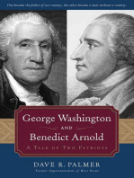 George Washington and Benedict Arnold