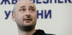 The Bizarre Not-Murder of Arkady Babchenko