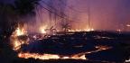 Kilauea's Fast-Moving Lava Threatens Another Community, Volcanic Haze Reaches Guam