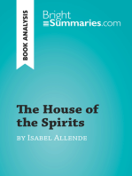 The House of the Spirits by Isabel Allende (Book Analysis): Detailed Summary, Analysis and Reading Guide