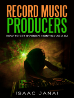 How to Get $17,868.75 Monthly as a DJ
