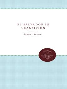El Salvador in Transition