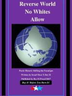 Reverse World No Whites Allow