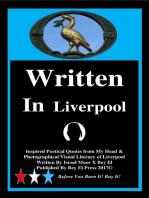 Written In Liverpool