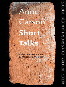 Short Talks