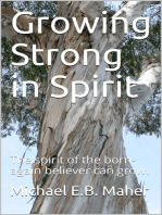 Growing Strong in Spirit